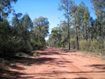 East West Road, Pilliga West Block